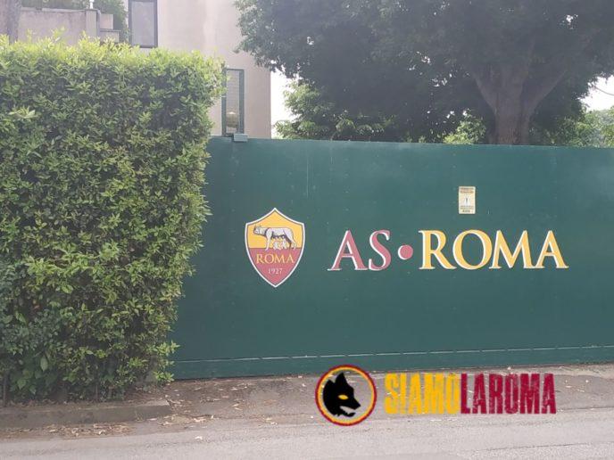 Calendario Allenamenti Roma.Torello E Lavoro Tattico Nell Allenamento Odierno Siamo La