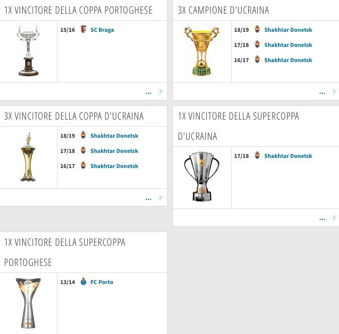 Calendario Campionato Portoghese.L Identikit Paulo Fonseca Possesso Pazienza E 4 2 3 1