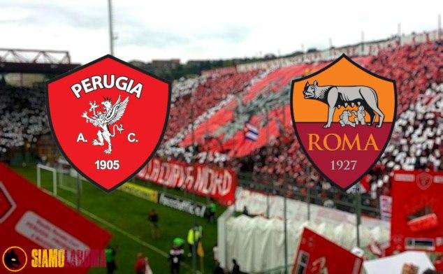 Calendario Ac Perugia.Perugia Roma 1 3 I Giallorossi Calano Il Tris Al Curi