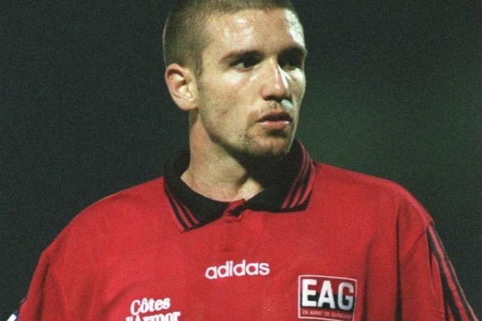 Vincent Candela al Guingamp.