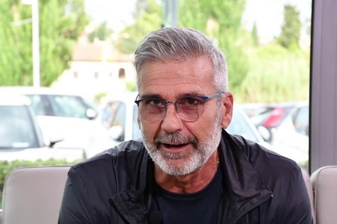 Roma, paura per Ubaldo Righetti: è ricoverato ma non in pericolo di vita