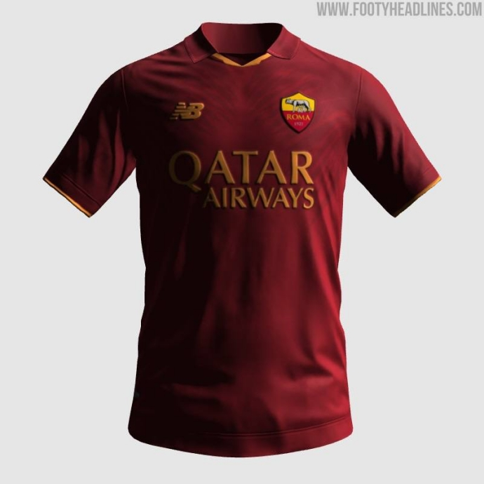 La nuova maglia della Roma griffata New Balance? Ecco come ...