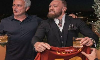 Mourinho McGregor